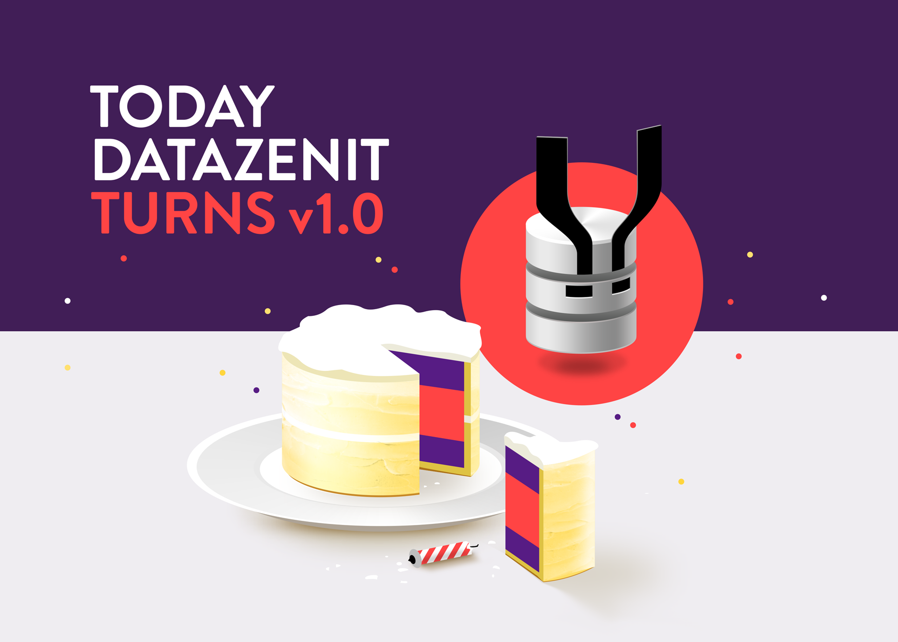 Datazenit v1.0 Launch